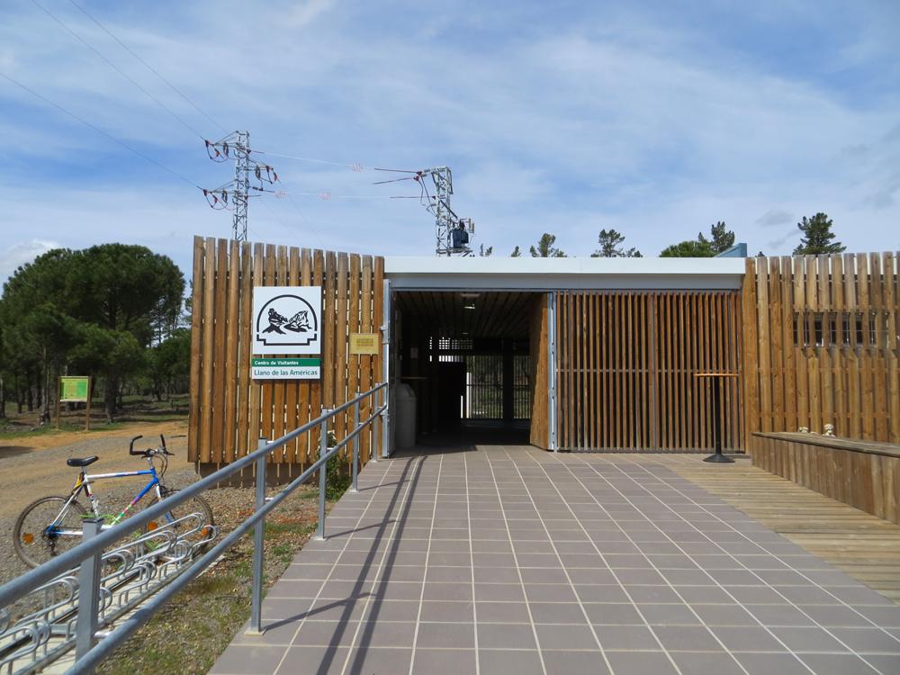 Centro visitantes parque natural