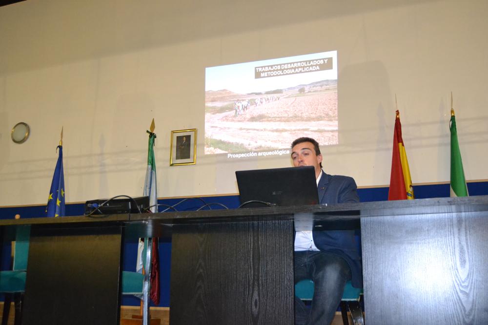 presentación del proyecto batalla de Cutanda