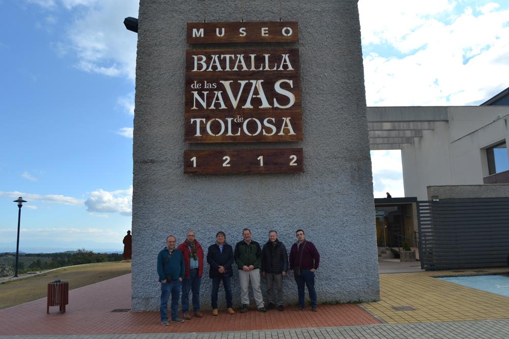visita al centro de interpretación de La Navas