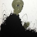 Hombre verde, de Lucía Gómez Serra