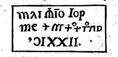 14 Piedra con inscripciones situada en el Puente de Luco según el erudito del s. XVIII Joaquin Traggia