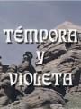 Tempora y Violeta, de Jose Miguel Iranzo (1996)