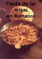 Fiesta de las migas en Romanos
