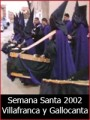 Semana Santa 2002: Domingo Santo en Gallocanta y Villafranca