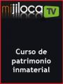 Patrimonio inmaterial. Curso formativo