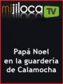 Papá Noel en la guardería de Calamocha