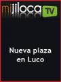 Nueva plaza en Luco de Jiloca