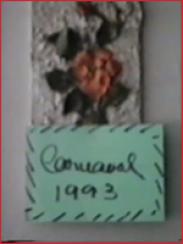 Carnaval en la peña el Cachirulo (Monreal del Campo, 1993)
