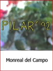 Fiesta del Pilar en Monreal del Campo (1992)