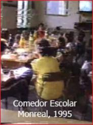 Comedor escolar de Monreal (aprox. 1995)