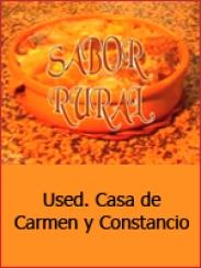 Sabor rural. Used (2002)
