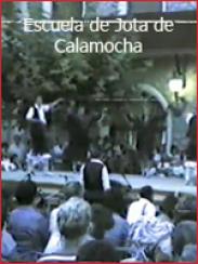 Escuela de Jota. Calamocha, 1988