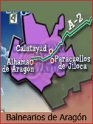 Los balnearios de Alhama de Aragón y Paracuellos del Jiloca (2009)