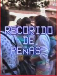 Recorrido de peñas (1994)