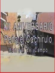 XII Aniversario de la Peña el Cachirulo (1986)