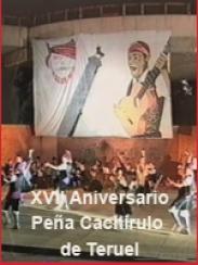 XVII Aniversario de la Peña el Cachirulo de Teruel (2002)