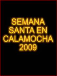 Semana Santa en Calamocha 2009