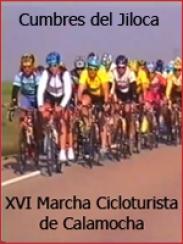 XVI Marcha Cicloturista a Calamocha. I Por las cumbres del Jiloca (2004)