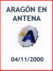 Aragón en Antena (04/11/2000)