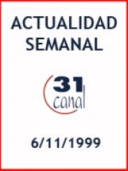 Actualidad Semanal (6/11/1999)