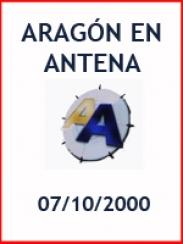 Aragón en Antena (07/10/2000)