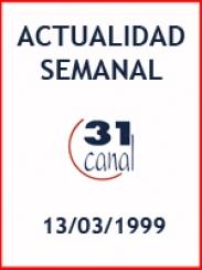 Actualidad Semanal (13/03/1999)