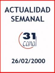 Actualidad Semanal (26/02/2000)