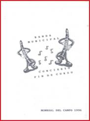 Concierto y Banda Municipal de Monreal del Campo (1996)