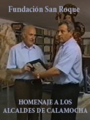 Acto homenaje a los ex-alcaldes de Calamocha (2000)