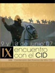 IX Encuentro con el Cid (2007). Proyecto campamento medieval