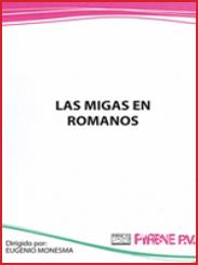 La migas en Romanos, de Eugenio Monesma (2008)