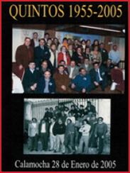 Quintos Calamocha 50 aniversario (2005)