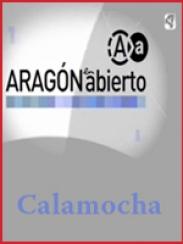 Jóvenes de medio mundo limpian la zona verde de Calamocha (2009)