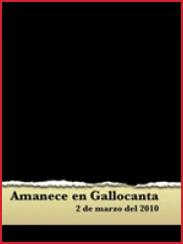 Amanece en Gallocanta (2010)