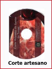 Curso de corte artesano del jamón de Teruel (2005)