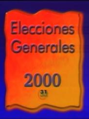 Especial Elecciones 2000
