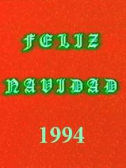 Feliz navidad (1994)