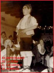 XII aniversario Peña el Cachirulo. 1 (1986)