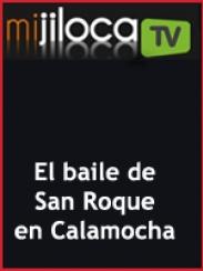 El baile de San Roque en Calamocha