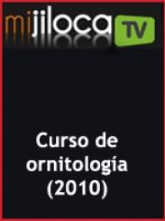 Curso de ornitología de ADRI (2010)