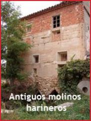 Antiguos molinos harineros, de Angel Montón (1992)