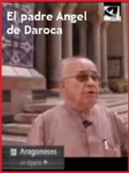 El padre Angel Rodríguez, de Daroca (2008)