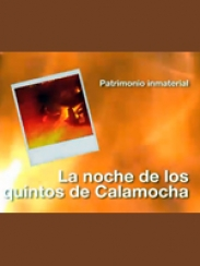 La noche de los quintos en Calamocha