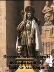 Normalización del baile de San Roque (Calamocha)
