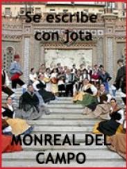 Se escribe con jota. Monreal del Campo (2010)