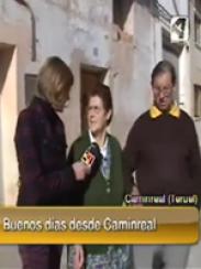 Hoy nos visita… Caminreal (2009)