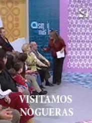 Hoy nos visita… Nogueras (2007)